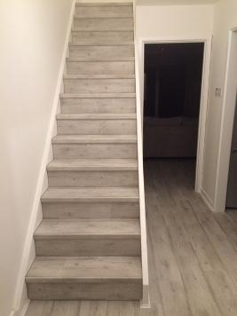 Staircases Floor Fitting