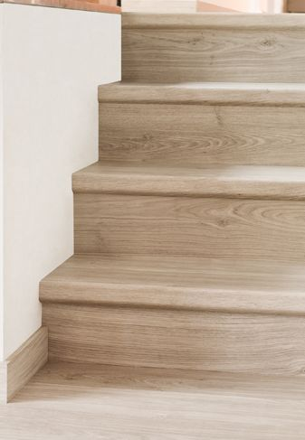 Quickstep staircase